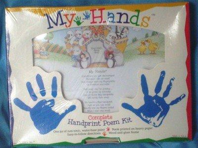 Pooh My Hands Complete Hand Print Poem (Handprint Poems)