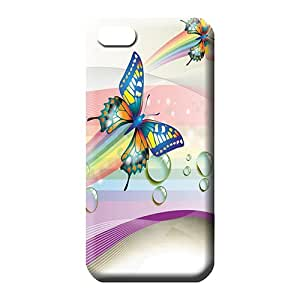 iphone 5 5s Excellent Protective High Grade Cases cell phone skins butterfly colors