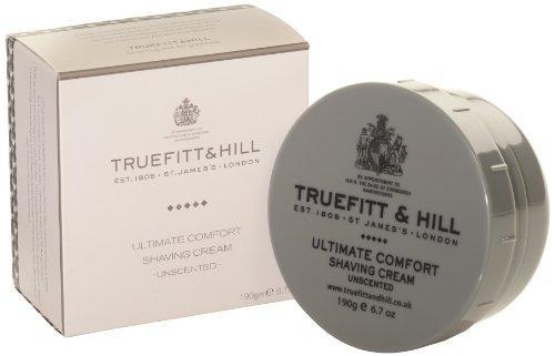 Truefitt & Hill Ultimate Comfort Shaving Cream Bowl (190g) by Truefitt & Hill by Truefitt & Hill