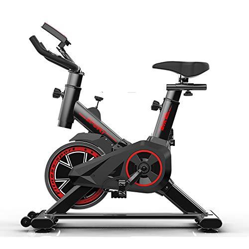 Spin Bike Professionele hometrainer, fitness, ergonomisch, fietspinning, hometrainer, indoor hometrainer, fitness…