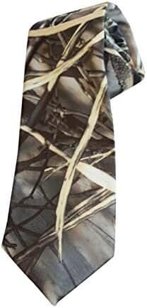 Realtree Max-4 Necktie Mens Camo Formal Tie as seen on Duck Dynasty