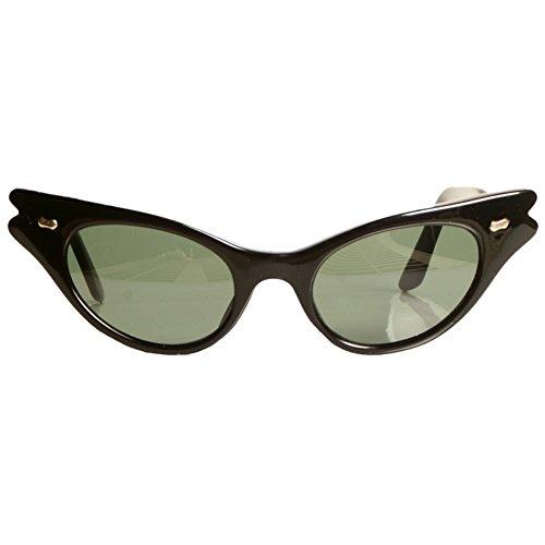 Replay-Vintage-Sunglasses-Rockabilly-Cat-Black