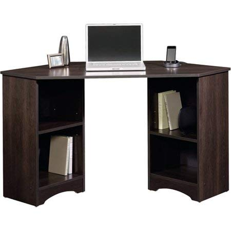 Sauder Beginnings Traditional Corner Desk by Coin and Coins