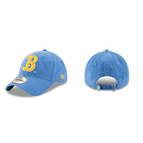 New Era Men's UCLA Bruins Core Classic Medium Blue One Size Fits All (Ucla Bruins Tailgate)