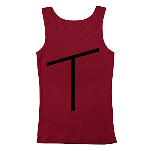 GEEK TEEZ South Park Inspired Terrance Women's Tank Top Burgundy Large ()
