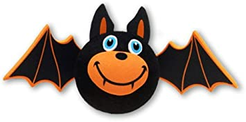 Tenna Tops Quantity 2 pcs Pack Spooky Halloween Bat Car Antenna Topper//Antenna Ball//Car Mirror Dangler