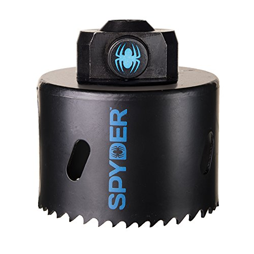 2.75-Inch Spyder 600319  Rapid Core Eject with Rapid Switch Hole Saw