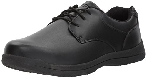 Propét Mens Marv Oxford Zwart