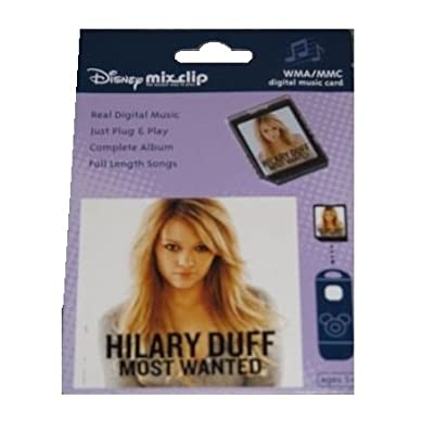 Hilary Duff: Most Wanted Disney Mix Clip: Toys & Games