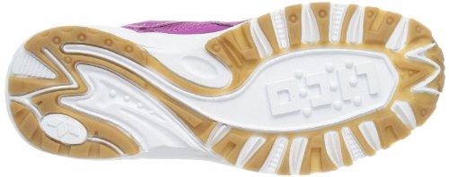 Lico Bob V - Zapatillas deportivas para interior de material sintético infantil rosa - Pink (pink/lemon)