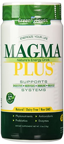(Green Foods Magma Plus, 5.3)