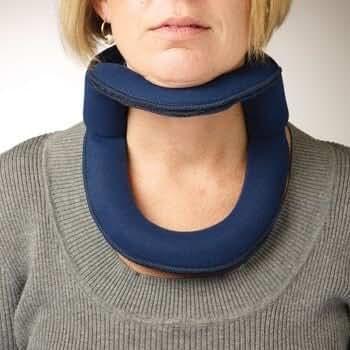 Rolyan 081590983 Adjustable Frame Cervical Collar, Medium