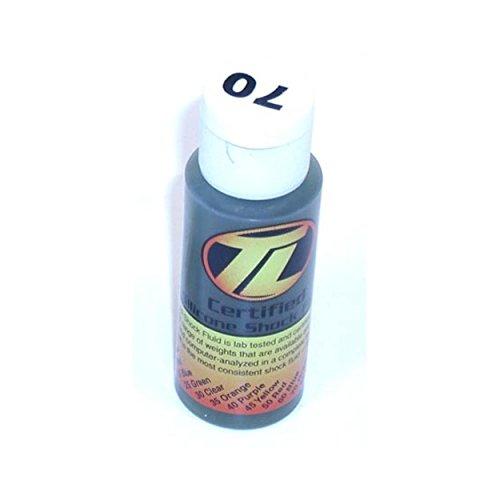 Team Losi Silicone Shock Oil 70 Wt 2 Oz (Losi Silicone Shock Oil)