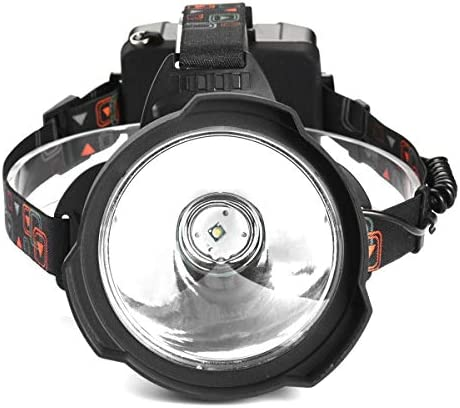 Rechargeable led Headlights, Strong Light, Long-Range Fishing Lights, Outdoor Miner's Lights, Waterproof Head-Mounted flashlights