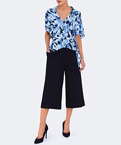 Marino De Flamingo Stampa Camicia Pedro Donna Da Isabel Blu 8wqd18