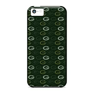 Timcases Snap On Hard Case Cover Green Bay Packers Protector For Iphone 5c
