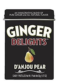 Big Sky Ginger Delights D'Anjou Pear Mints - Pack of 12