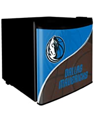 NBA Atlanta Hawks 1.7 Cubic Feet Dorm Room Refrigerator