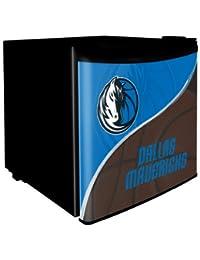 Boelter Brands NBA Atlanta Hawks 1.7 Cubic Feet Dorm Room Refrigerator