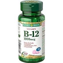 Nature's Bounty Vitamin B-12 1000mcg  100 count