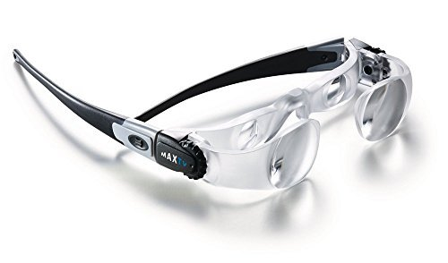 2.1X Eschenbach Max TV Glasses Distance Viewing by MAGNIFYING AIDS by Magnifying America