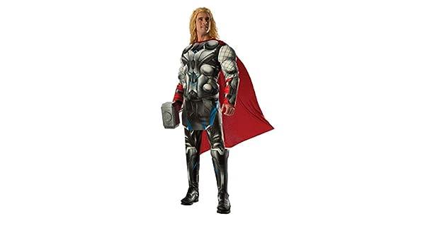 Horror-Shop Disfraz de Vengadores Thor M/L: Amazon.es ...
