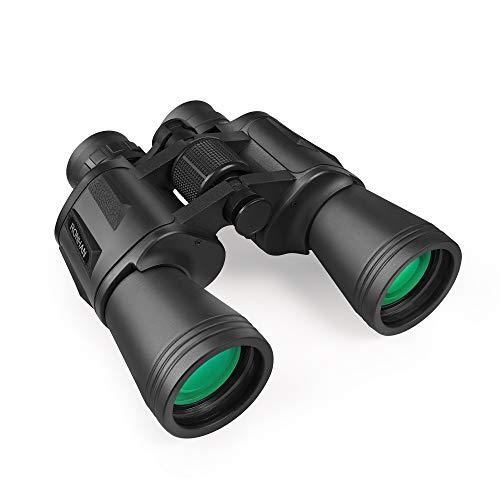 20×50 High Power Military Binoculars, Compact HD Professional/Daily Waterproof Binoculars Telescope for Adults Bird…