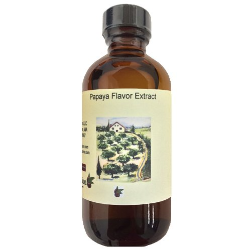 Papaya Flavor Extract 128 oz by OliveNation