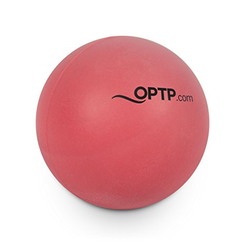 OPTP Super Pinky Ball - Massage Ball for Plantar Fasciitis and Sore Muscles