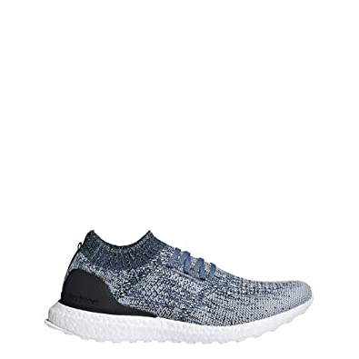 121c2fcb2bde5 Image Unavailable. Image not available for. Color  adidas Ultraboost Uncaged  Parley Blue White Mens ...
