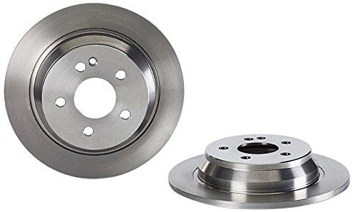 Brembo 08.8405.10 Rear Brake Disc - Set of 2