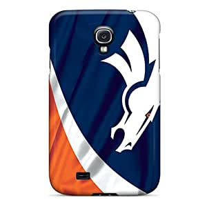 Samsung Galaxy S4 FeF4858BQBo Provide Private Custom Colorful Denver Broncos Pictures Durable Hard Phone Cases -AlainTanielian