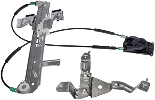 Dorman 749-229 Rear Passenger Side Power Window Regulator for Select Cadillac / Chevrolet / GMC Models