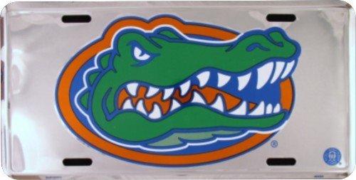 HangTime Florida Gators Super Stock Metal License Plate 6 x 12