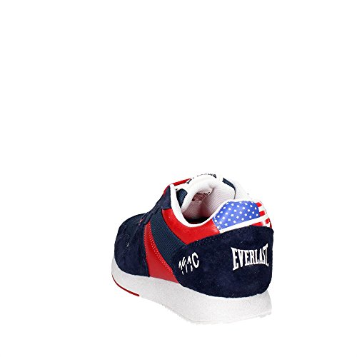 Everlast 1910 Sneakers Uomo BLU 42