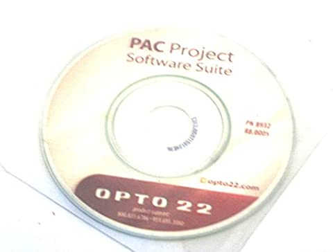 NEW OPTO 22 PAC PROJECT 8932 SOFTWARE SUITE R8.0005 - Opto 22 Software