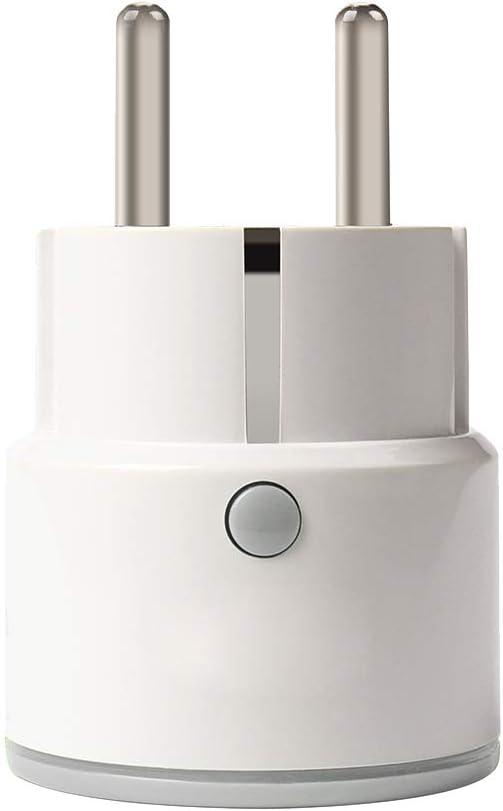 ROSOY Soporte Inteligente para zócalo de Enchufe de la UE para la Serie Z-Wave para el Home Office Hotel: Amazon.es: Hogar