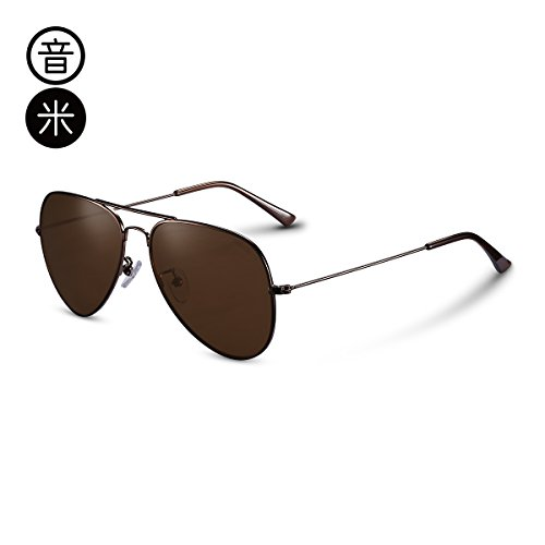 Coffee comodidad té macho color de Gafas gafas polarizadas gafas Large Tea KOMNY conductor pionero trompeta sol piloto conducción café gemajing de Color 6qw8fSSaU