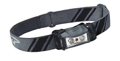 Princeton Tec Sync LED Headlamp (150 Lumens, Gray/Black)