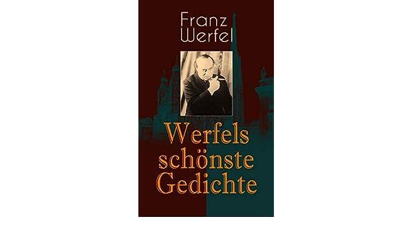 Amazoncom Werfels Schönste Gedichte über 200 Titel In