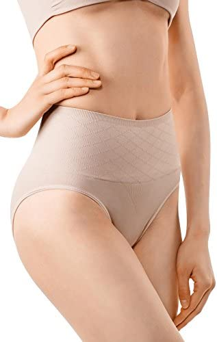 c81b90d40d MD Womens Shapewear Compression Briefs Underwear Rear and Bottom Body Shaper