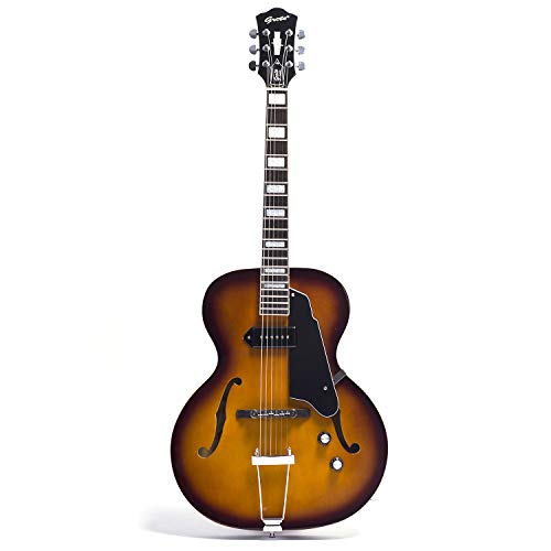 Hollow & Semi-Hollow Electric Guitars - Best Reviews Tips