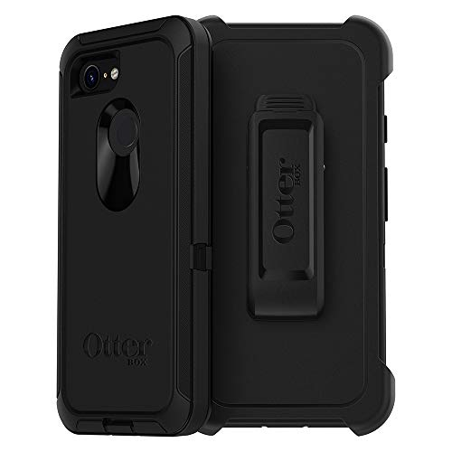 OtterBox Defender Series SCREENLESS Edition Case for Google Pixel 3 - Retail Packaging - Black