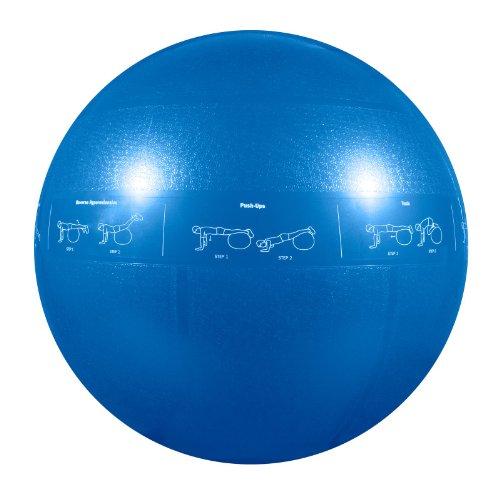 GoFit 2000 lb. Professional Grade Core Stability Ball