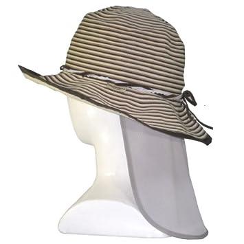 「後頭部カバー 帽子」の画像検索結果