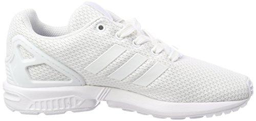 ftwbla J ftwbla Adidas ftwbla Basses Flux 000 Mixte Blanc Enfant Zx Sneakers zaq6pwZ