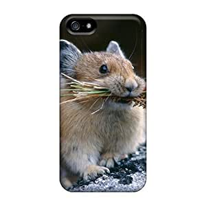 New Starting Case Cover Skin For Iphone 5/5s (winter Mouse)