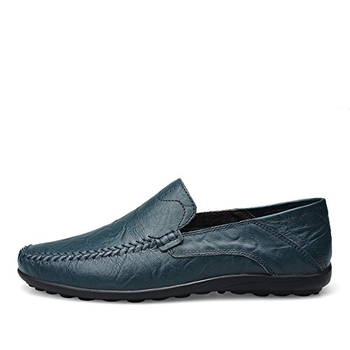 di Morbidi Scarpe Loafer Uomo da Moda Design Cricket Driving On da Slipper Slip Mocassini Casual alla gpqBREw