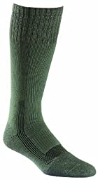 Fox River Military Wick Dry Maximum Mid Calf Boot Sock (Med/Green)