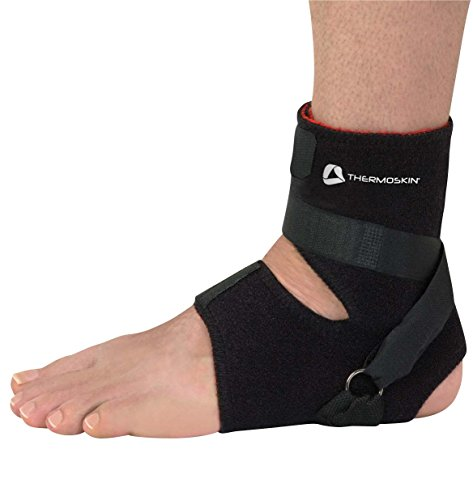(Thermoskin Heel Rite Daytime Ankle/Foot Support, Small/Medium)